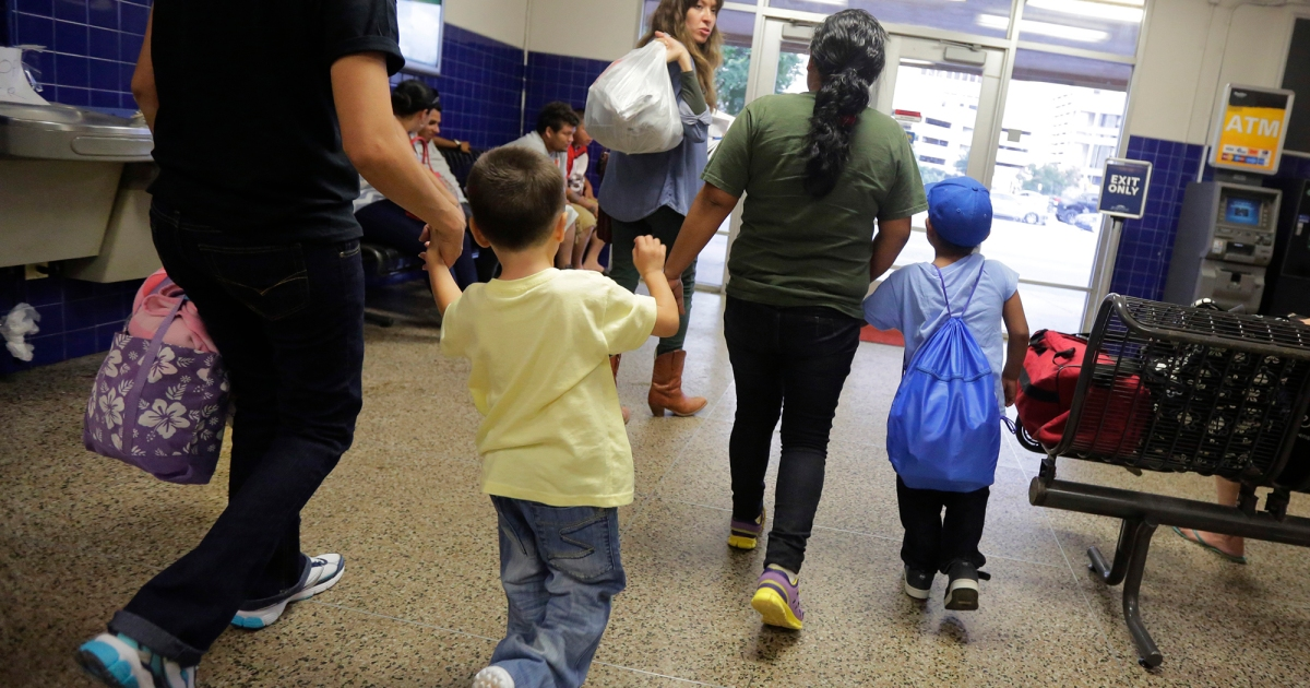 Trump's Immigration Crackdown Has Separated Hundreds of Kids From Their Parents at the Border