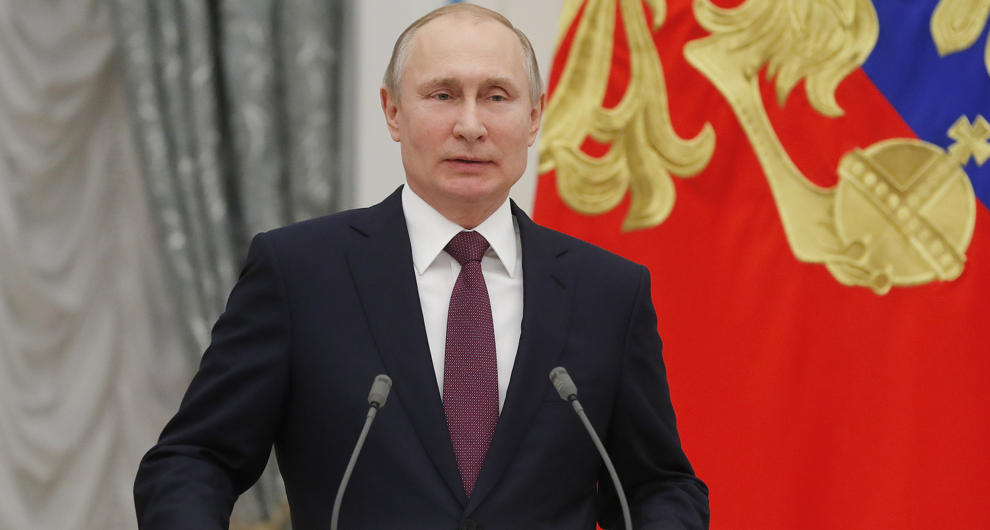 United States  imposes new sanctions on some Russian leaders, entities