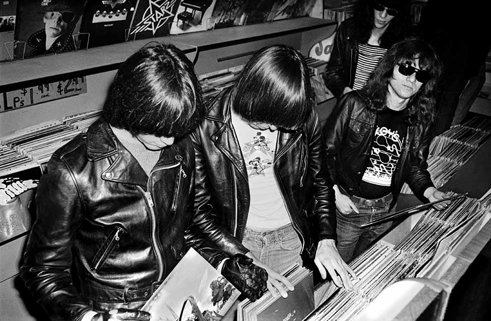Remembering When the Ramones Were Young, Raw, and Couldn't