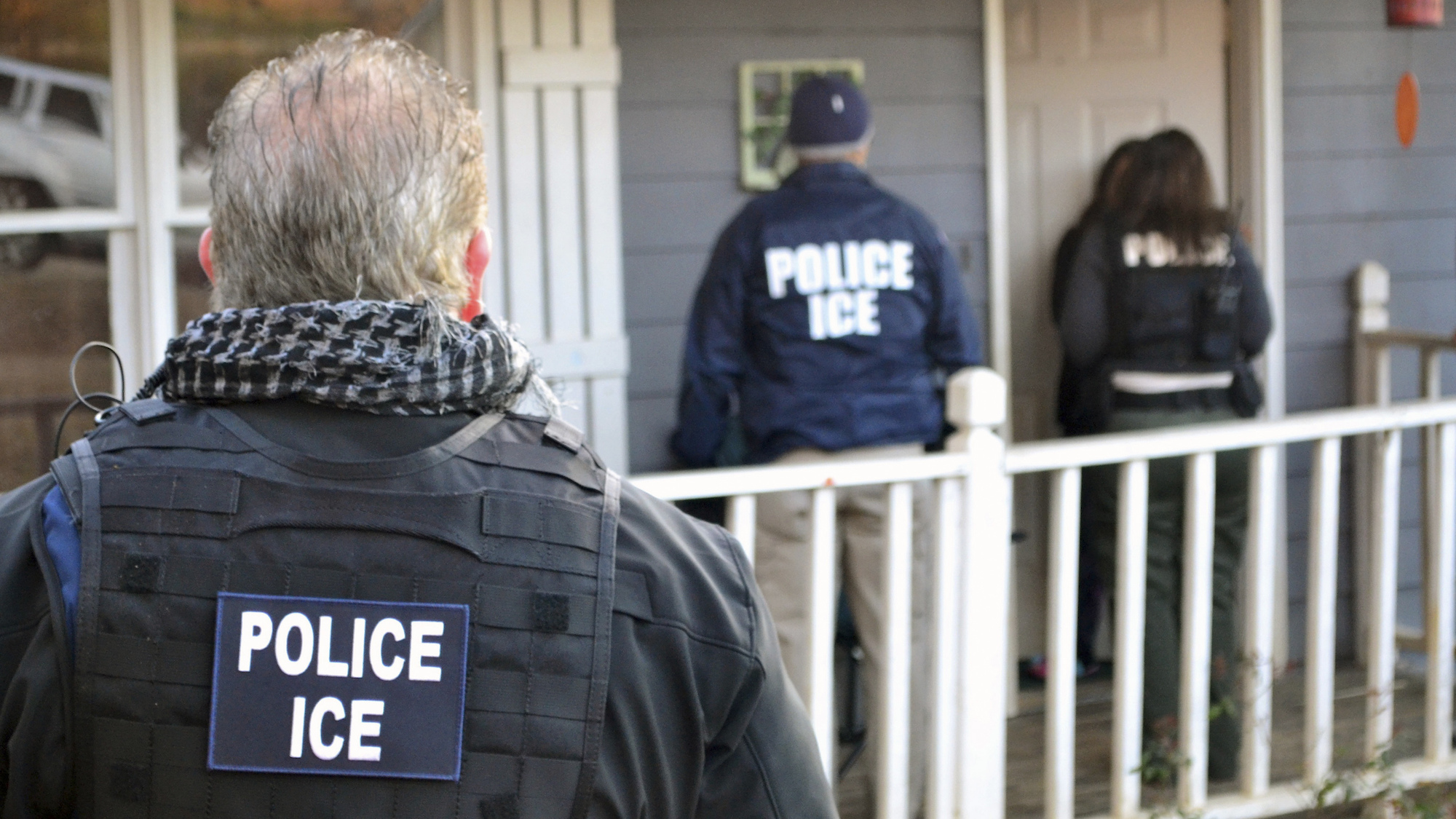 The Philadelphia Office Has Made More Arrests Than Any Other ICE Agency In  The Country.