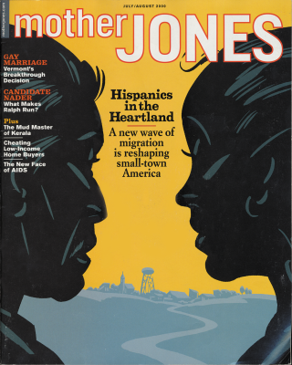 Mother Jones July/August 2000 Issue