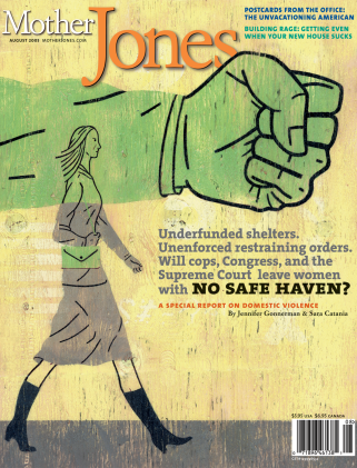 Mother Jones July/August 2005 Issue