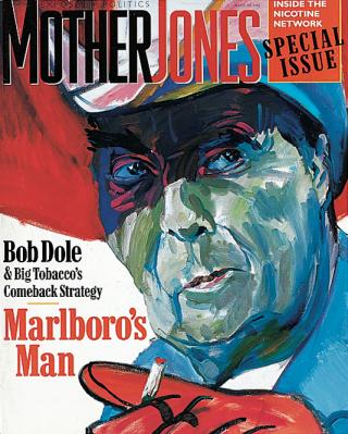 Mother Jones May/June 1996 Issue