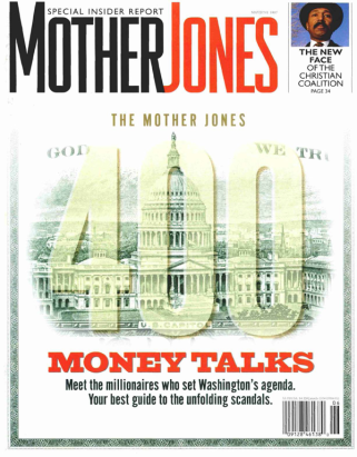 Mother Jones May/June 1997 Issue