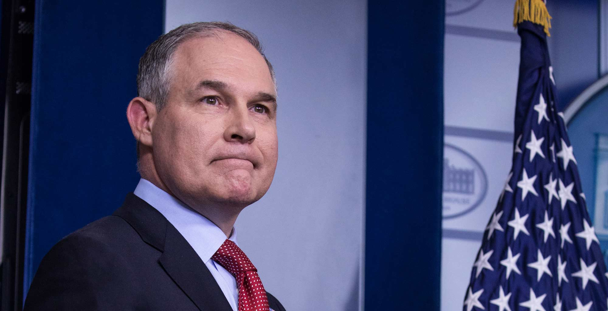 GAO: Pruitt's Pricey Privacy Booth Violated Federal Law