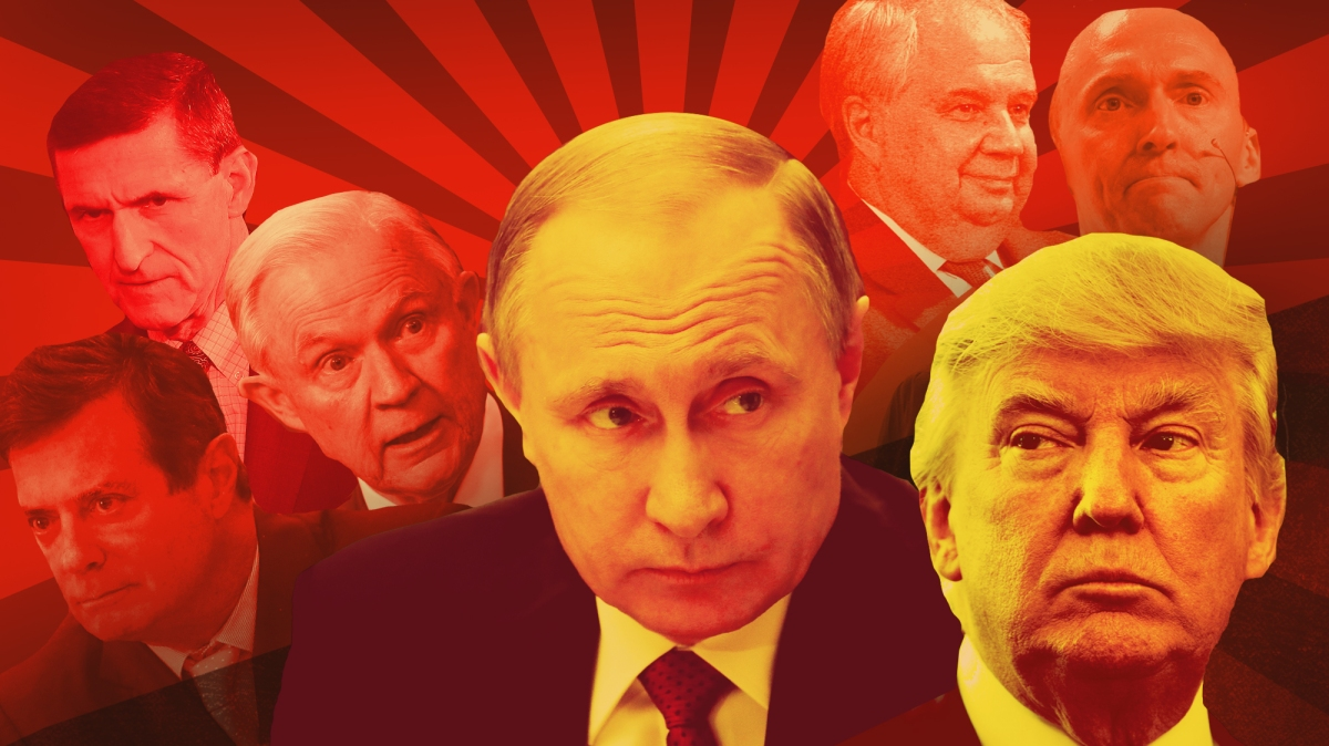 The long, twisted, and bizarre history of the Trump-Russia scandal