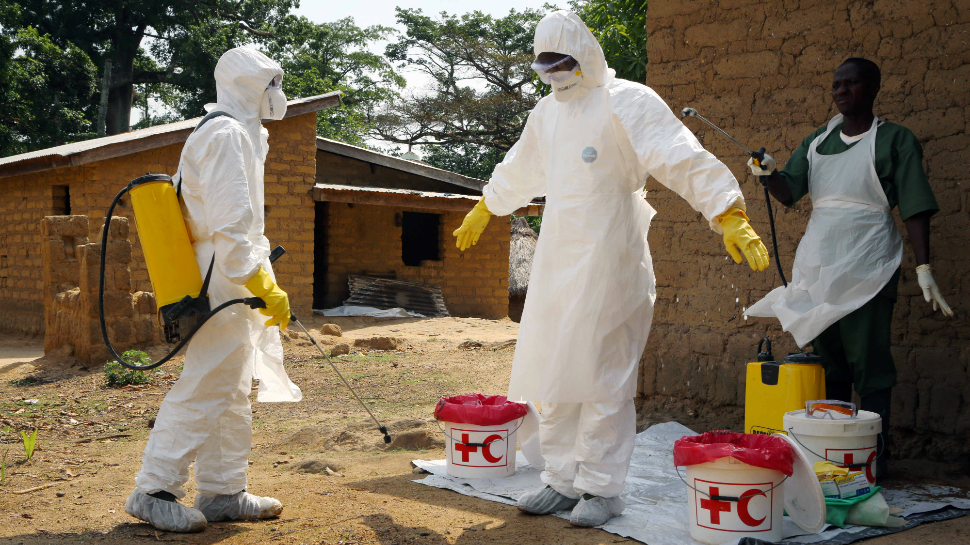 World Health Organization  says Ebola outbreak has spread to a Congo city
