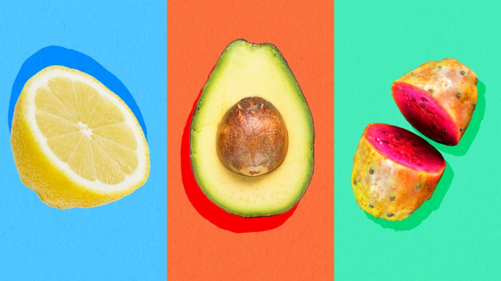 Enjoy Those Avocados, Pistachios and Oranges While You Can