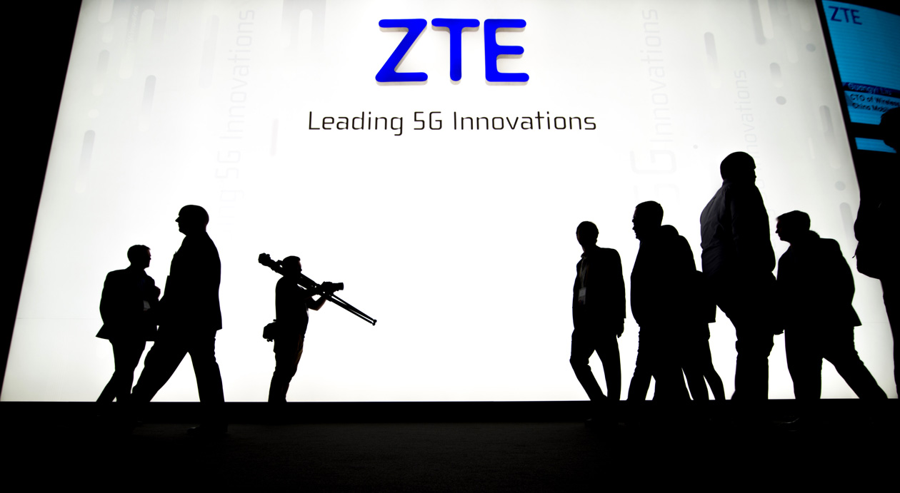 US, China Discussing Deal on ZTE, Agricultural Tariffs