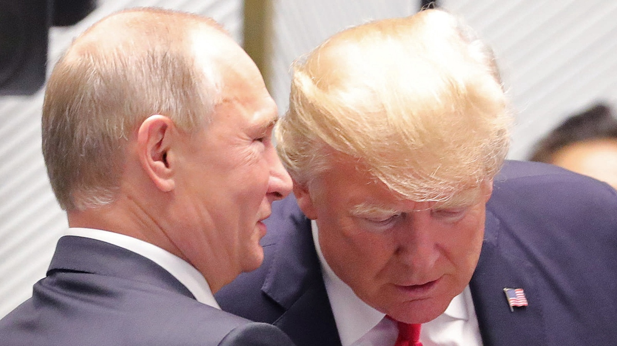 "New documents: Trump made a ""secret"" request for a meeting with Putin in 2013"