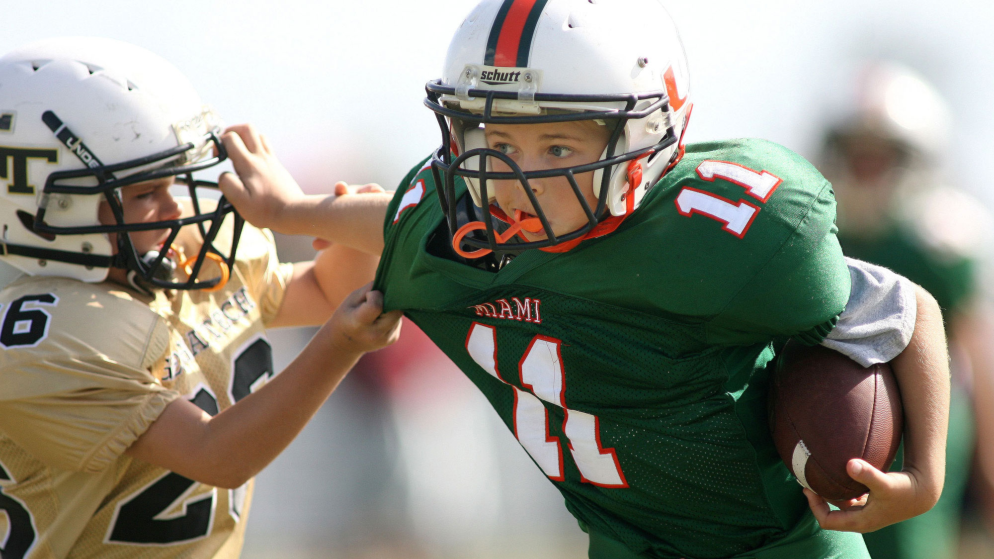 Pee Wee Football to the Pros : A Mothers Perspective