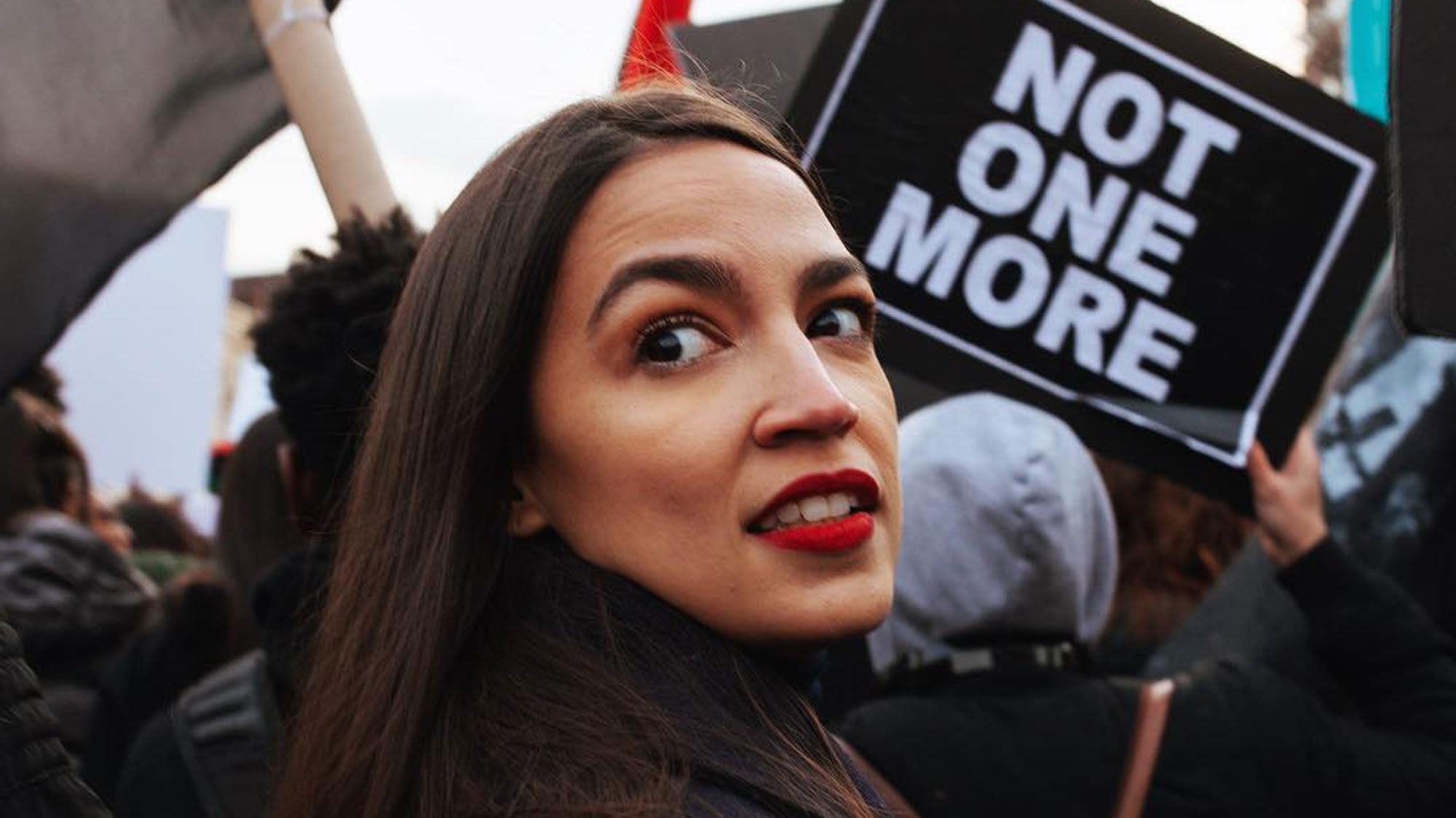Democratic Socialist Alexandria Ocasio-Cortez Defeats Joe Crowley in NY Primary