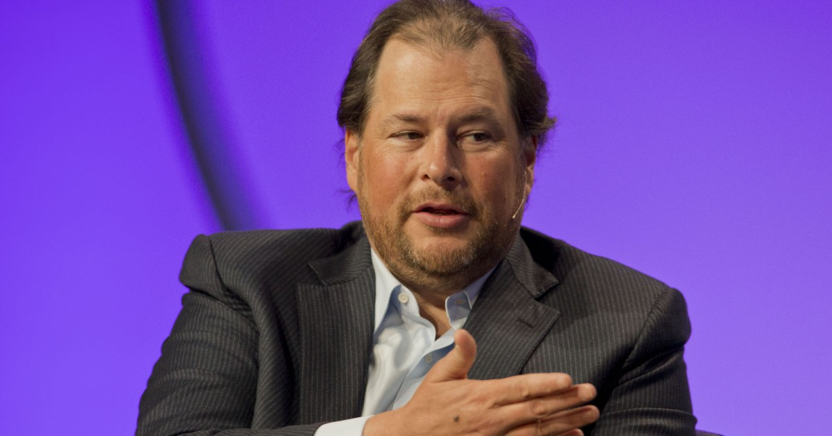 Salesforce Employees Join Growing Protests Against Tech ...