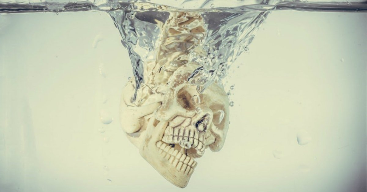 A Green Alternative to Cremation: Dissolving Your Corpse in Water and Lye
