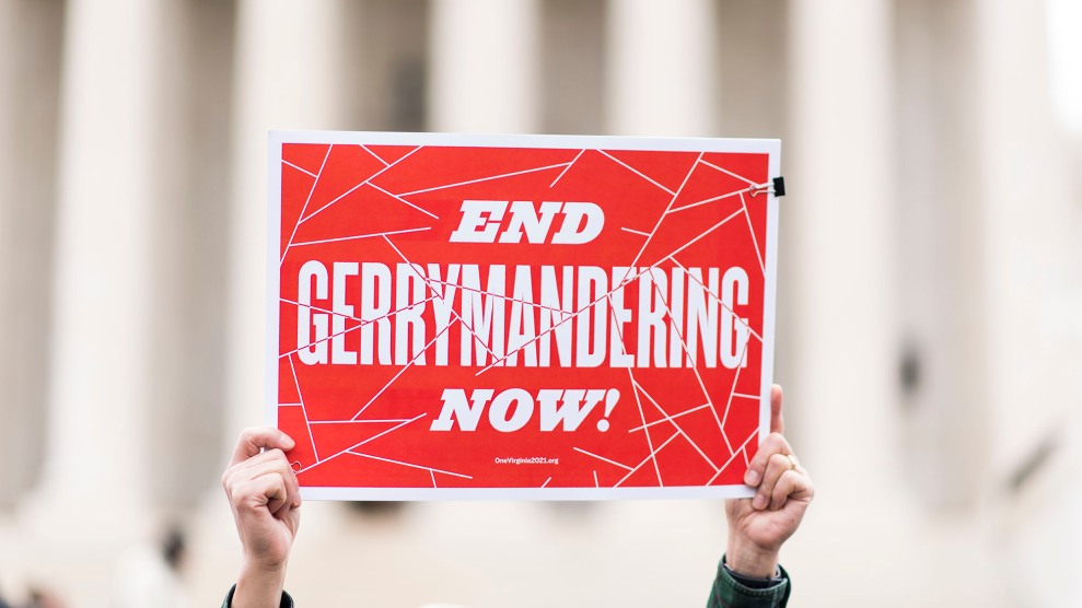 Supreme Court Upholds Gerrymandered Texas Maps Dealing A