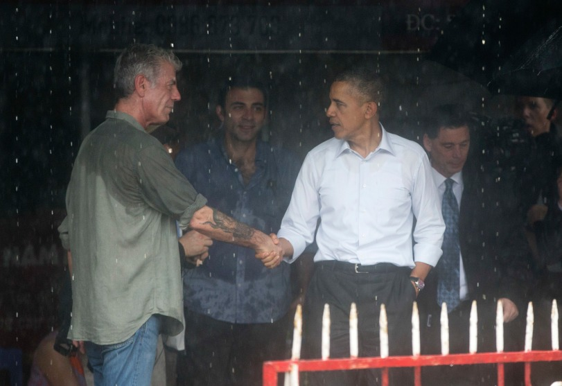 Obama's Tribute to Anthony Bourdain Captures Exactly Why ...