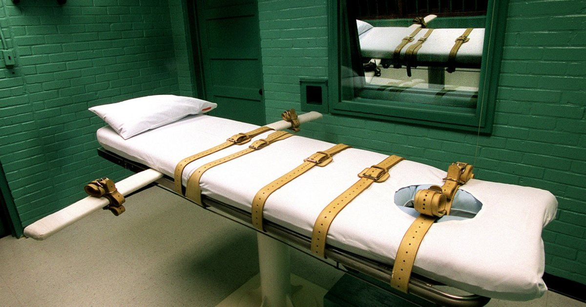 photo image Americans Are Starting to Like the Death Penalty Again
