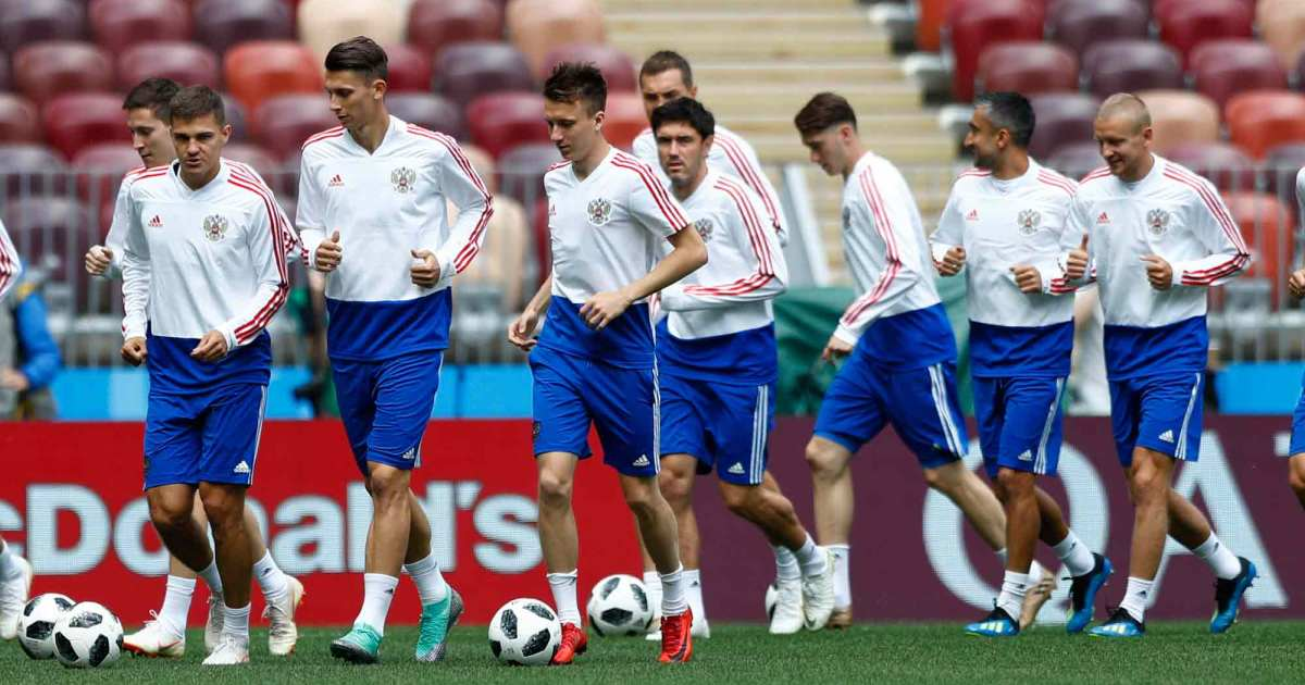 260a6e718fe Russia's National Team Is Too Russian, Which Is One Reason It Will Bomb out  of the World Cup