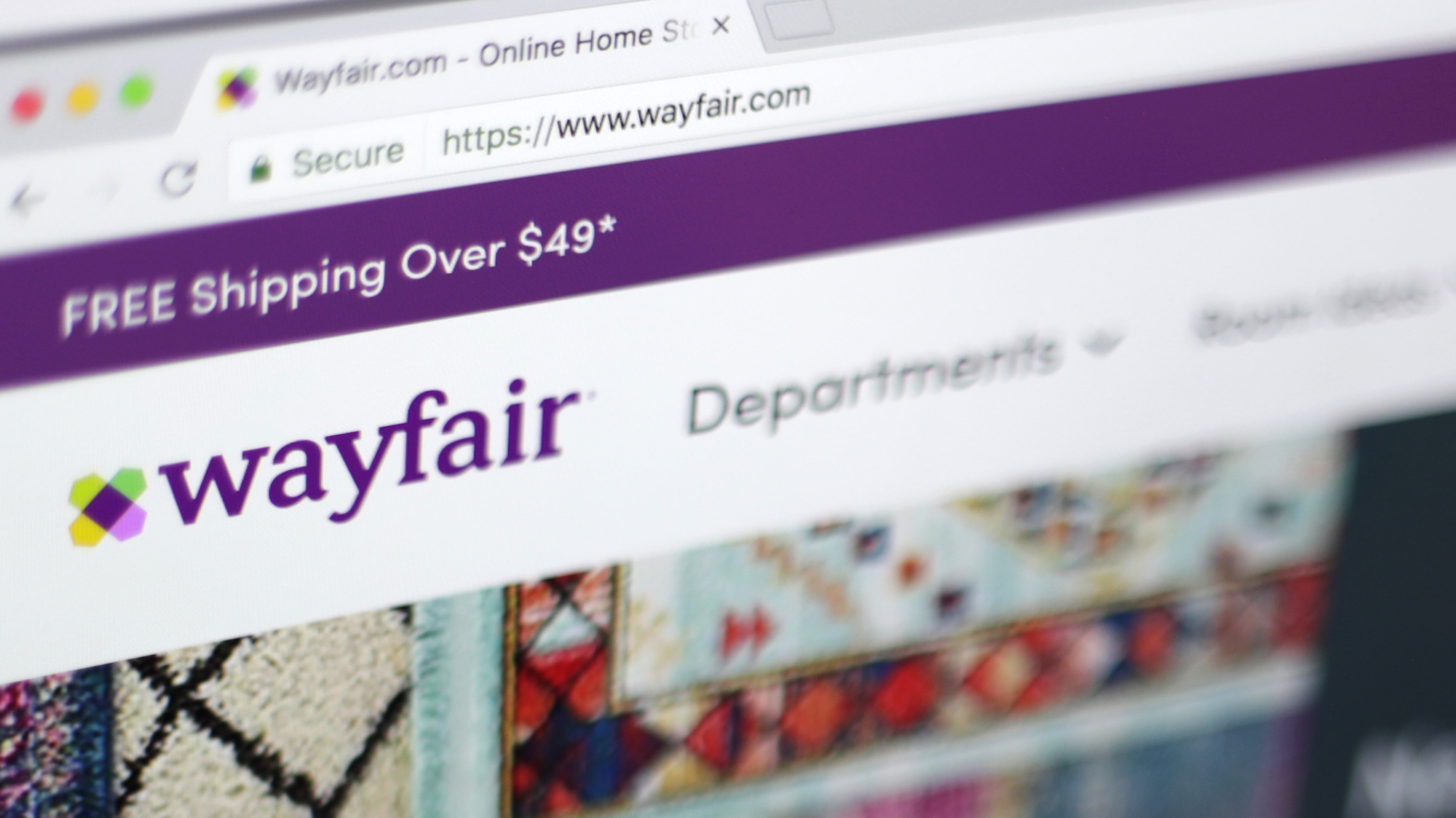 The Supreme Court rules against Wayfair and other online retailers and overturns ban on the collection of online sales taxes. Jenny Kane  AP