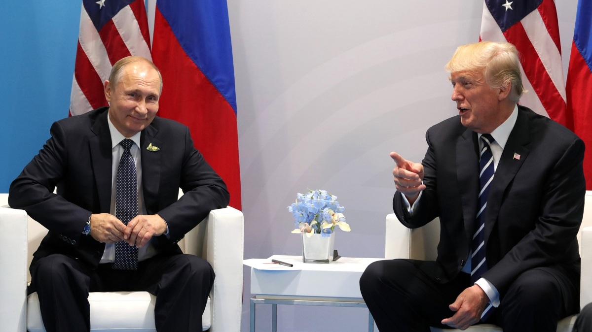 Here's why no one loves Donald Trump more than Vladimir Putin