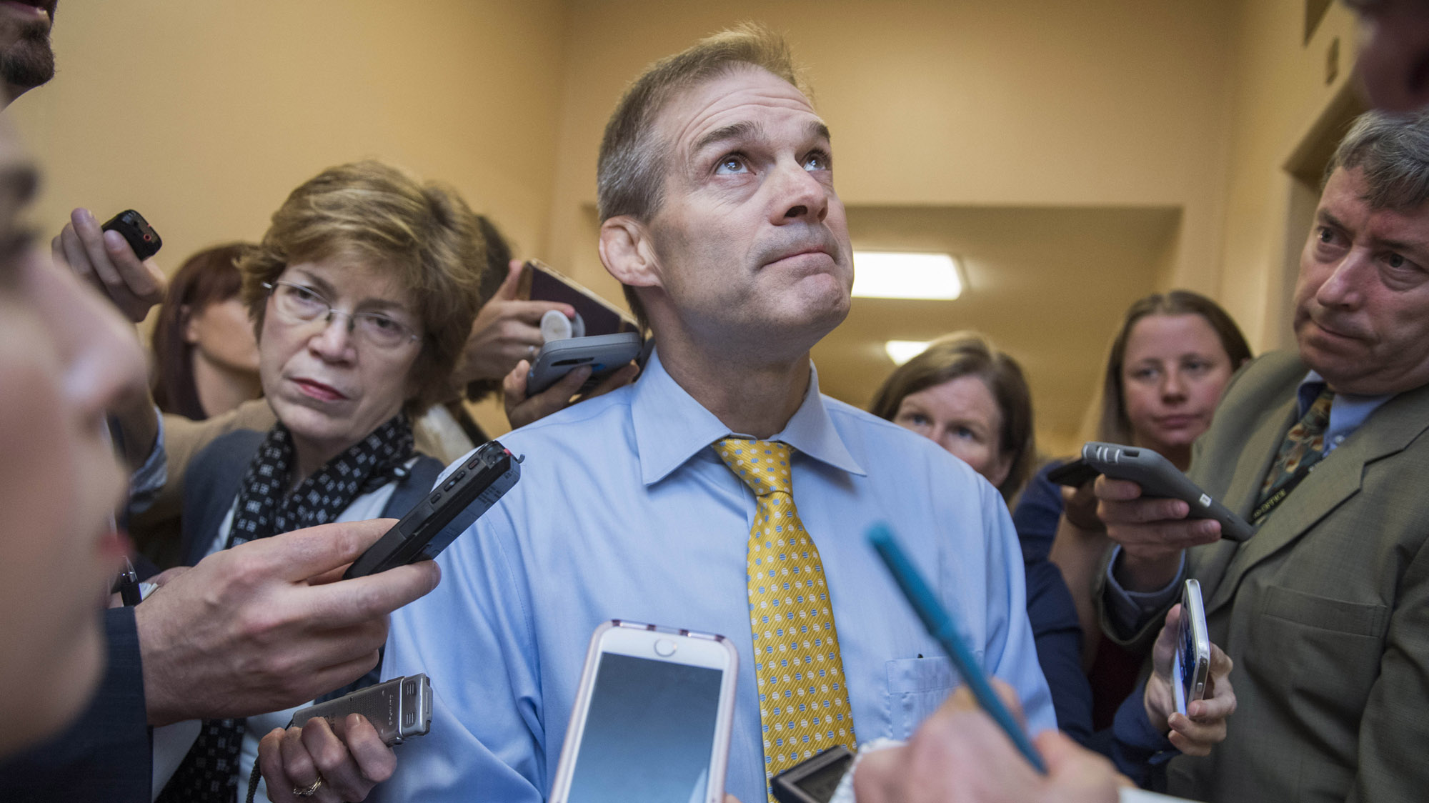 GOP Rep. Jim Jordan Accused of Ignoring Sex Abuse at Ohio
