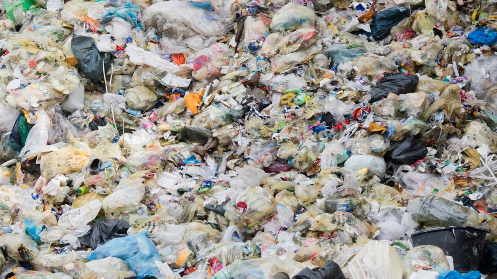 The Dirty Truth Is Your Recycling May Actually Go To