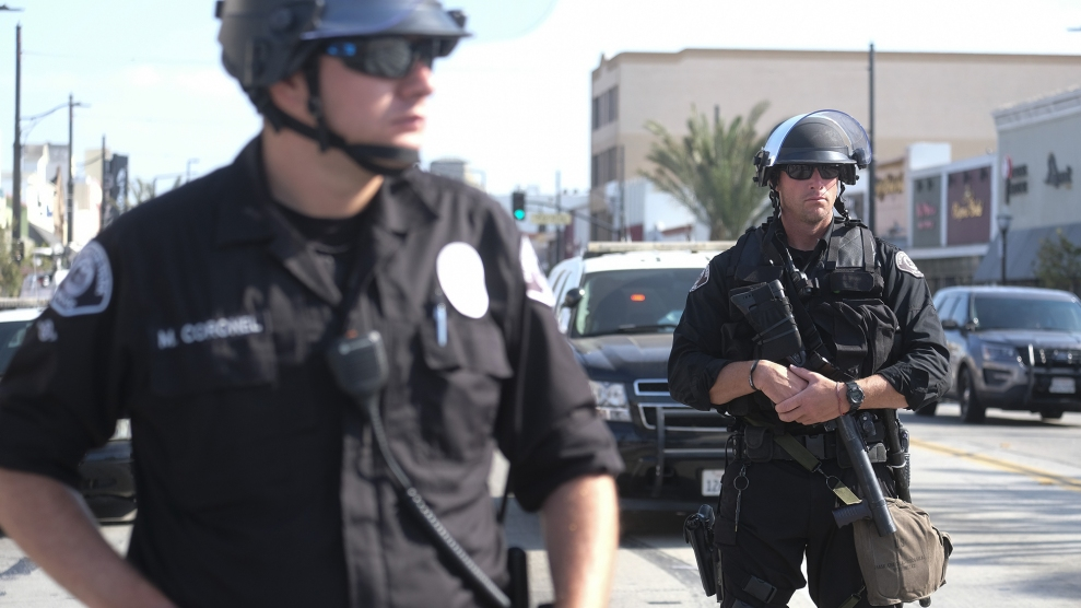 California Just Passed New Limits on Police Use of Force