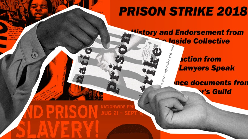 No One Knows How Big the Prison Strike Is, But Organizers