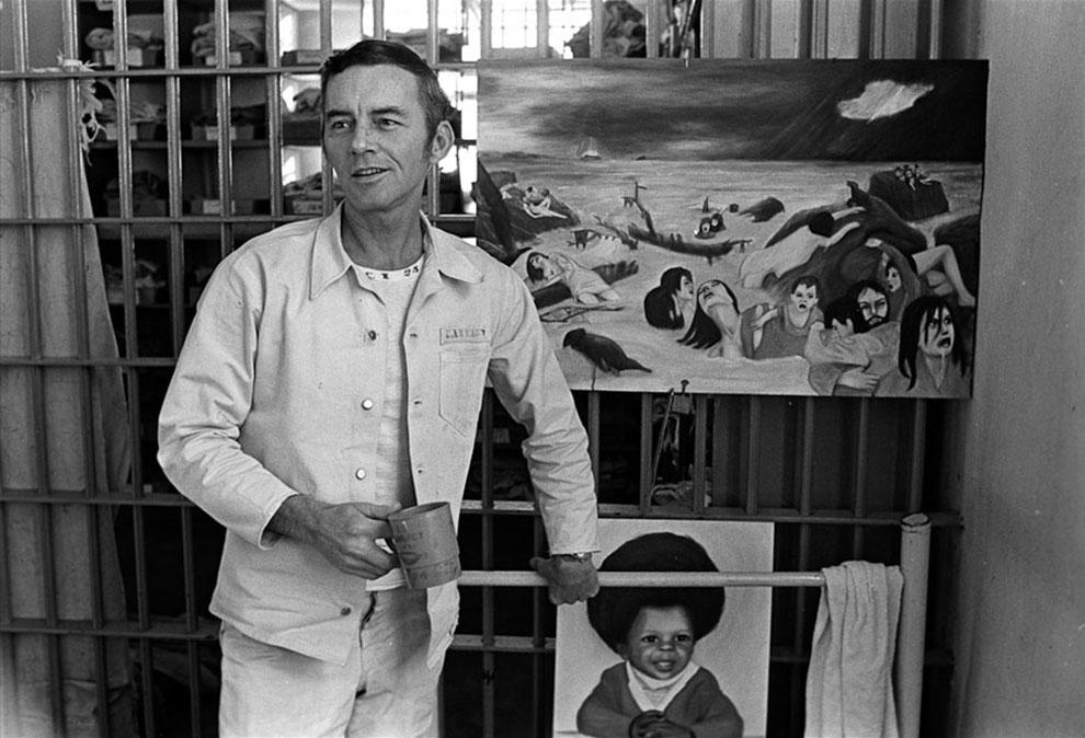 Shockingly Candid Photos Of Life on a 1970s Arkansas Prison Farm