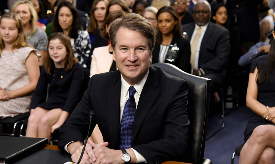 Image result for photos of brett kavanaugh
