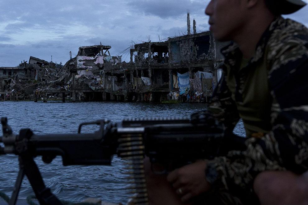 Religious War Left This Philippine City Uninhabitable