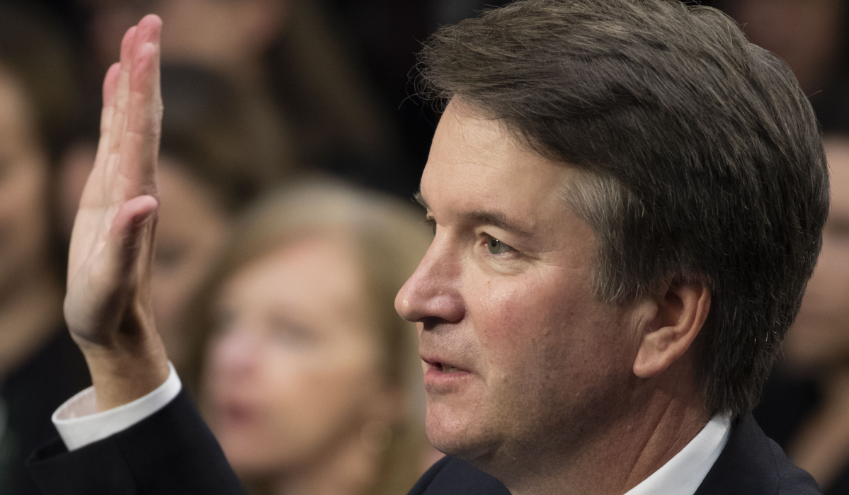 motherjones.com - Kevin Drum - We now have a second story about Brett Kavanaugh and a drunken party