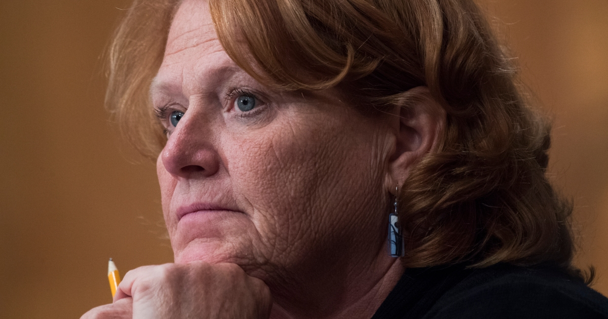 A Red-State Senator Just Issued a Moving Statement On Why She's Voting Against Kavanaugh