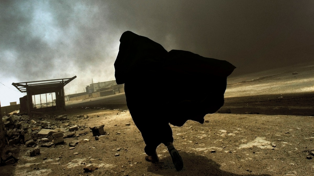 Lynsey Addario risked her life to bring us these amazing photographs