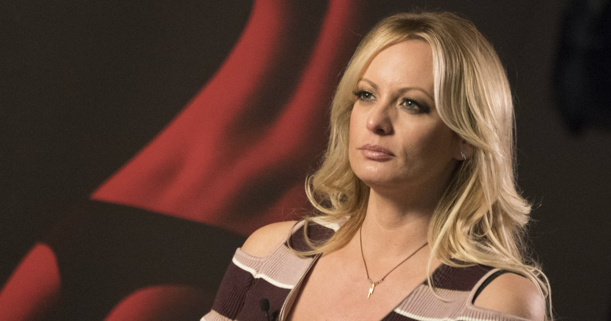 Federal Judge Ditches Stormy Daniels' Defamation Suit Against President Trump ...