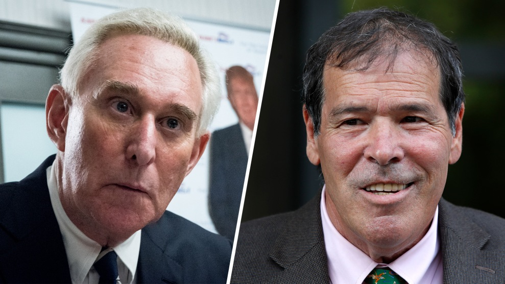 roger stone and randy credico claimed access to wikileaks
