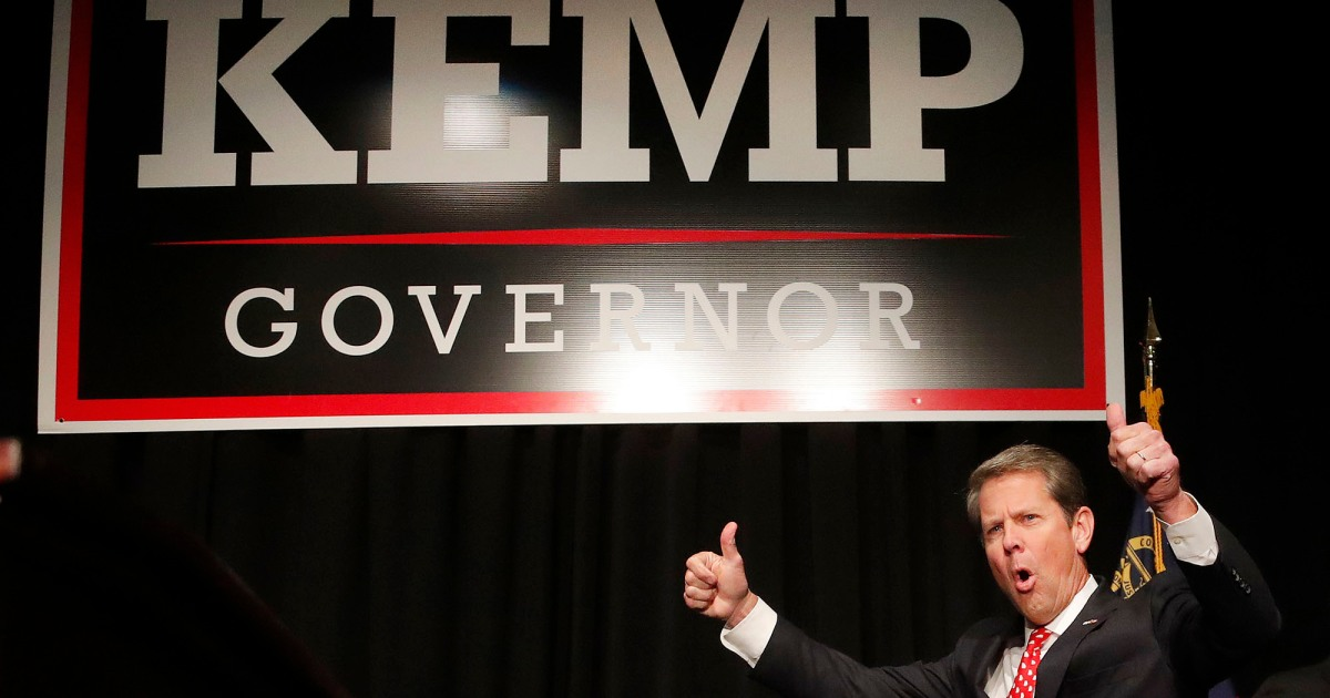 Brian Kemp's Win In Georgia Is Tainted by Voter Suppression