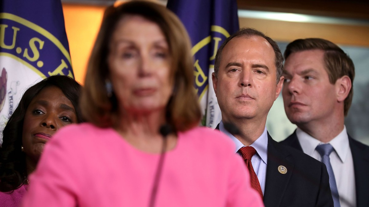Democrat Adam Schiff Just Laid Out Why Trump's National Emergency Is Unconstitutional