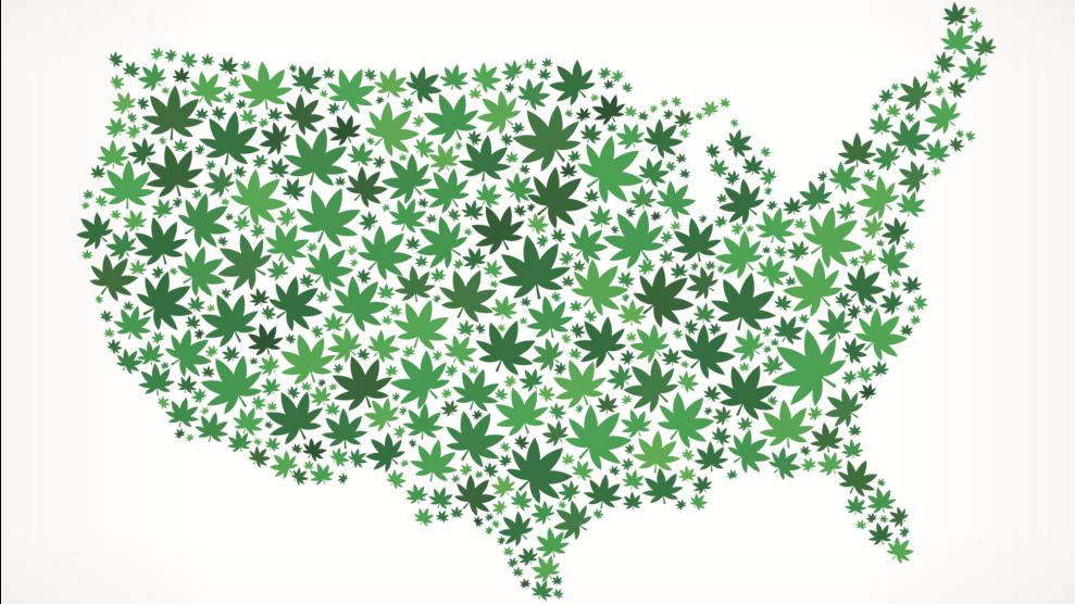 Three States Passed Marijuana Legalization Measures Tuesday. Congress Might Finally Be Next.