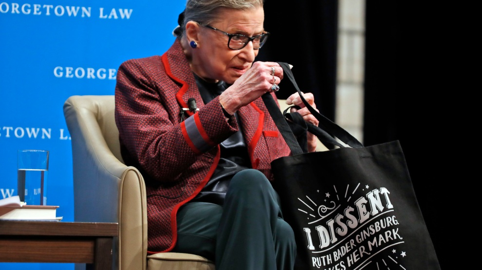 What the Cult of Ruth Bader Ginsburg Got Wrong