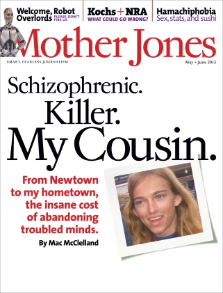 Mother Jones May/June 2013 Issue