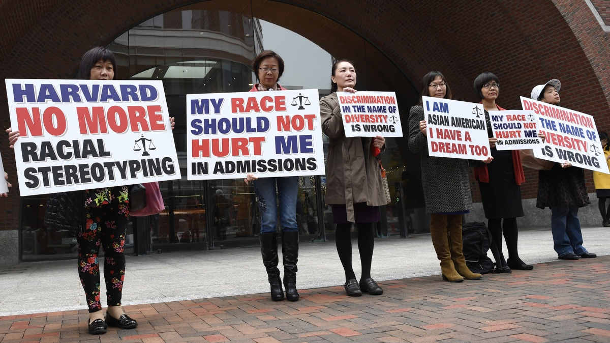 How the Asian American backlash to affirmative action went viral
