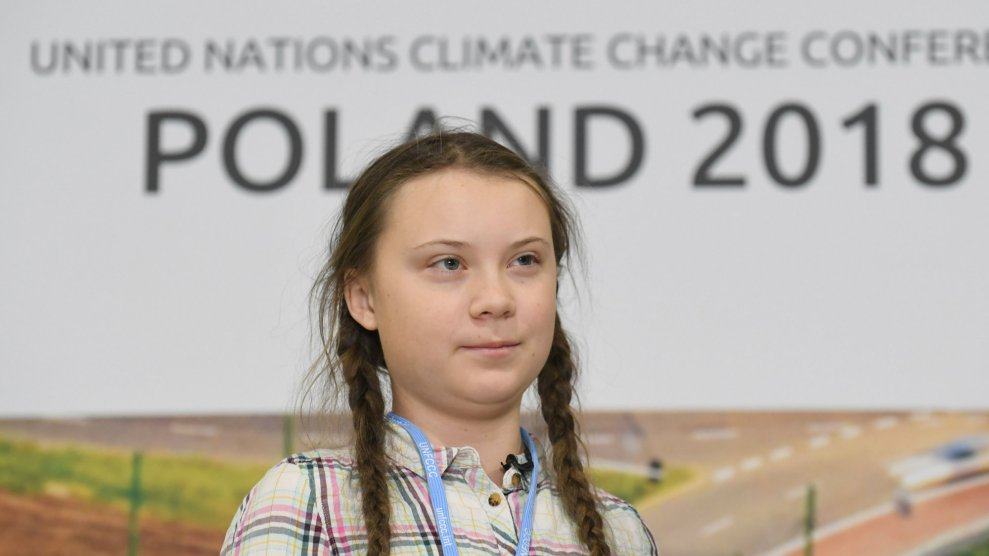 Greta Thunberg Facebook: This Badass 15-Year-Old Just Stood In Front Of A Bunch Of