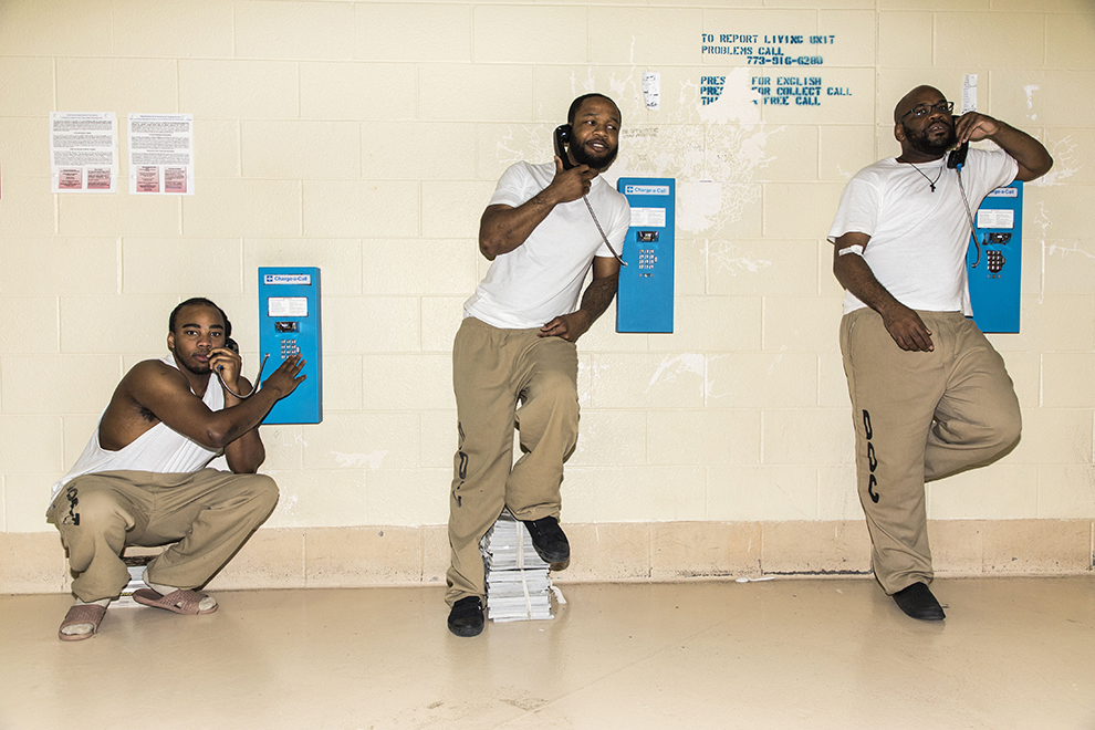 Chicago's Jail Is One of the County's Biggest Mental Health Care Providers. Here's a Look Inside.