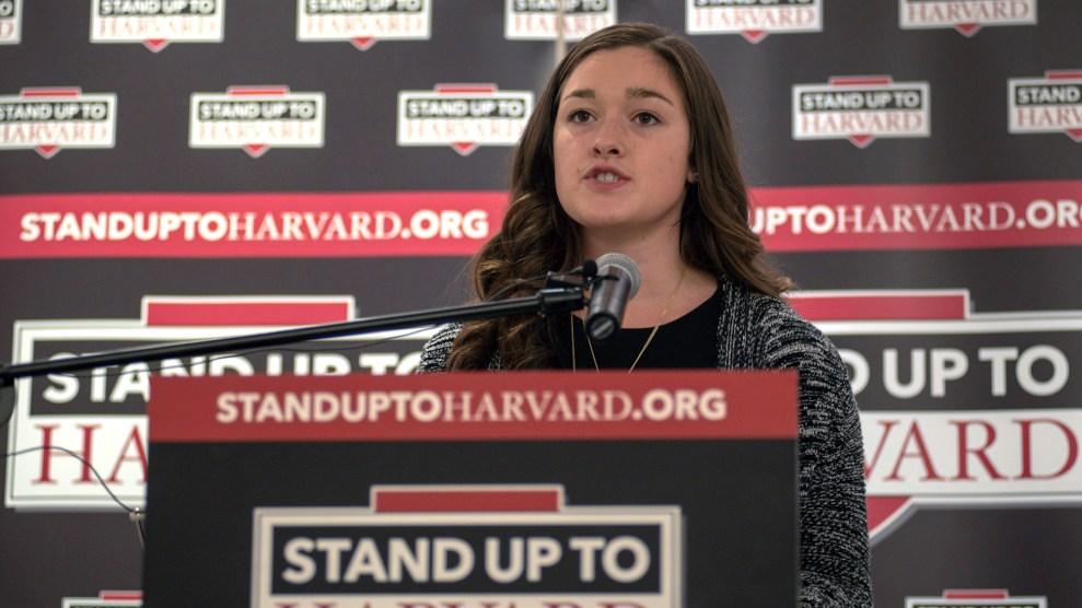 Harvard's War on Single-Sex Clubs Has Opened a New Battle