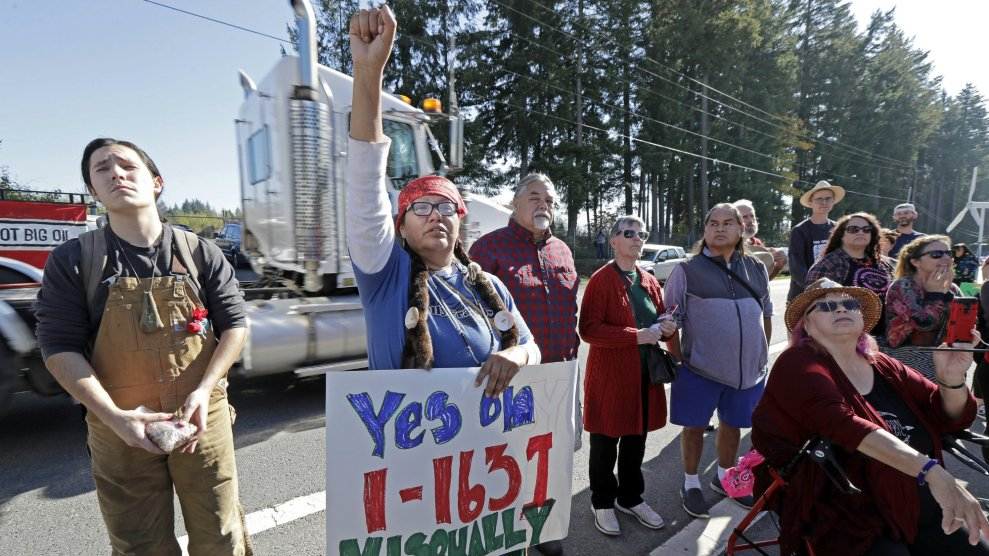 A Carbon Tax in Washington State Seemed Like a Sure Thing. What Went Wrong?