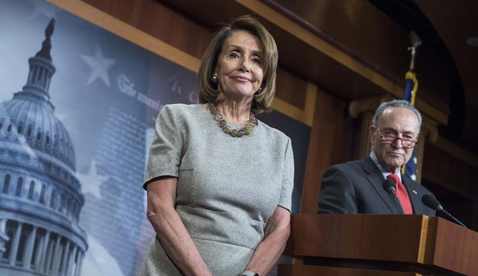 Nancy Pelosi Ended The Shutdown Not The Air Traffic