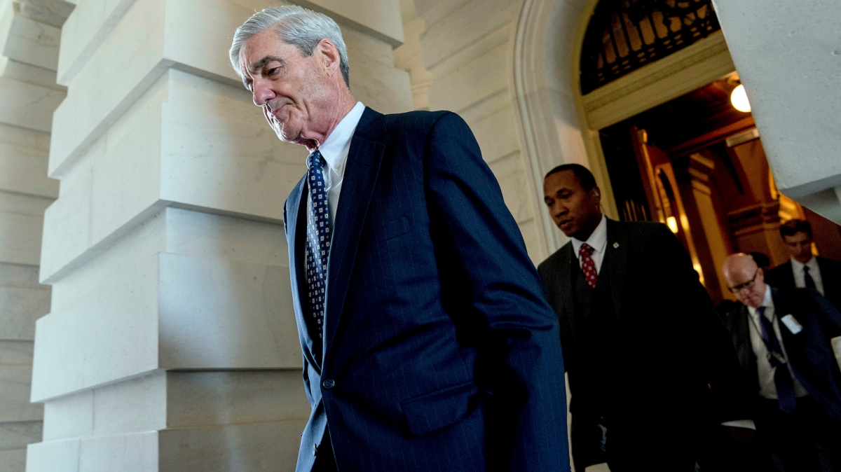The myth of the Mueller report