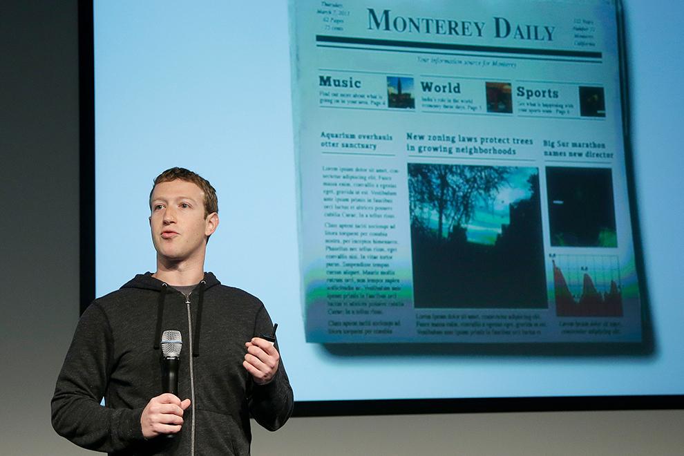 How Facebook Screwed Us All – Mother Jones