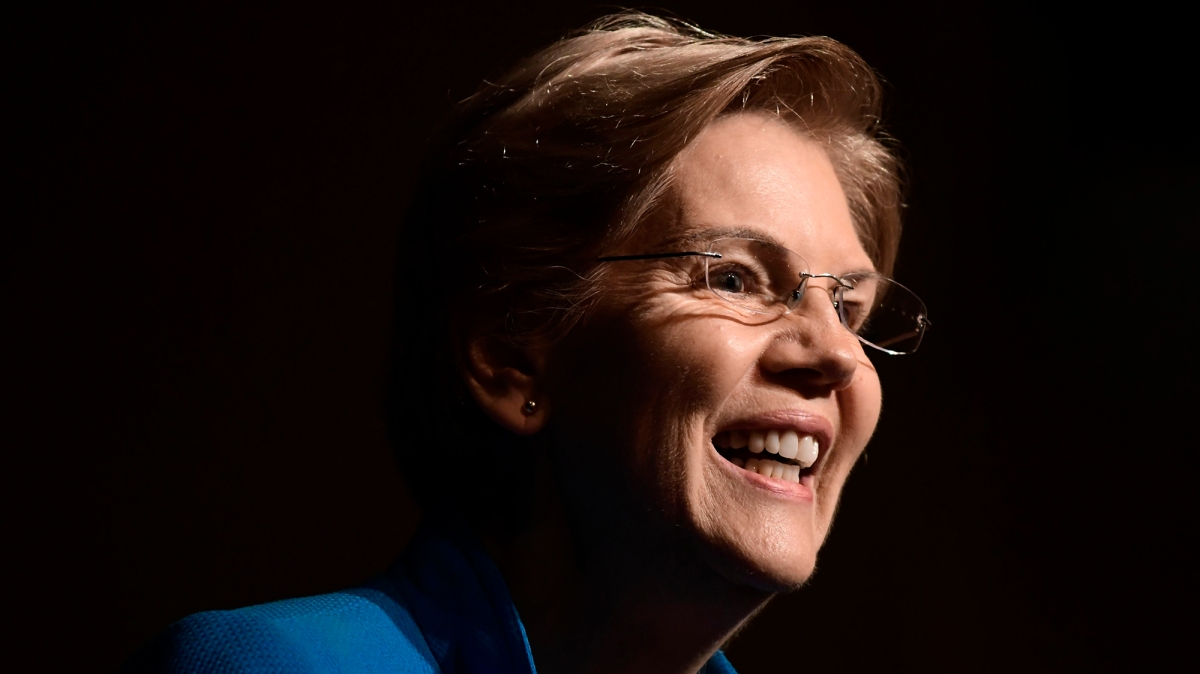 """We Are Here to Say 'Enough is Enough'"": Elizabeth Warren Formally Launches Bid for President"
